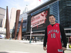 Roundball Roadtrip: Air Canada Centre - Toronto Raptors