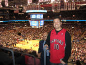Roundball RoadTrip - Air Canada Centre