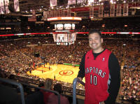 Air Canada Centre on the Roundball RoadTrip - Toronto Raptors
