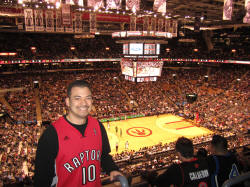 Toronto Raptors - Roundball RoadTrip