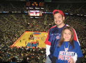 RoundBall RoadTrip in the Motor City at the Palace of Auburn Hills