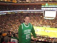TD Garden - Boston Celtics, Roundball RoadTrip