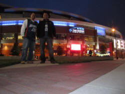 Time Warner Cable Arena on the Roundball RoadTrip