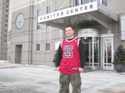 Roundball Road Trip at the United Center - Chicago