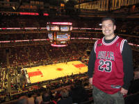 United Center, Chicago - Roundball RoadTrip