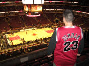 United Center - Hans Steiniger's Roundball RoadTrip