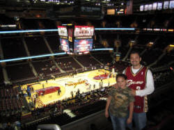 RoundBall RoadTrip at Quicken Loans Arena