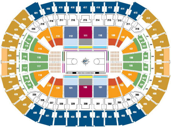 NBA Basketball Arenas Washington Wizards Home Arena Verizon Center - Verizon center seating map