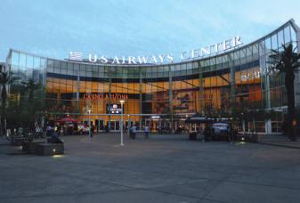 Nba Basketball Arenas Phoenix Suns Home Arena Us